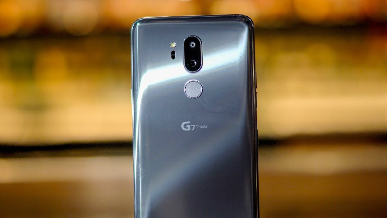 LG G7 ThinQ Review – Droid Life