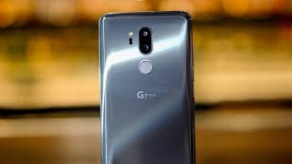 LG G7 ThinQ First Look and Tour!