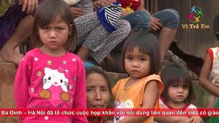 Truyền hình Vì trẻ em - Chăm sóc sức khỏe bà mẹ, giảm tử vong trẻ sơ sinh