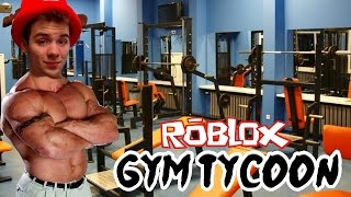 BUT I HAVE MUSCLES! 100% TRUTH IN THE LIE | GYM TYCOON | ROBLOX #92