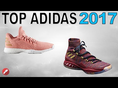 Top 5 Adidas Basketball Shoes Of 2017!