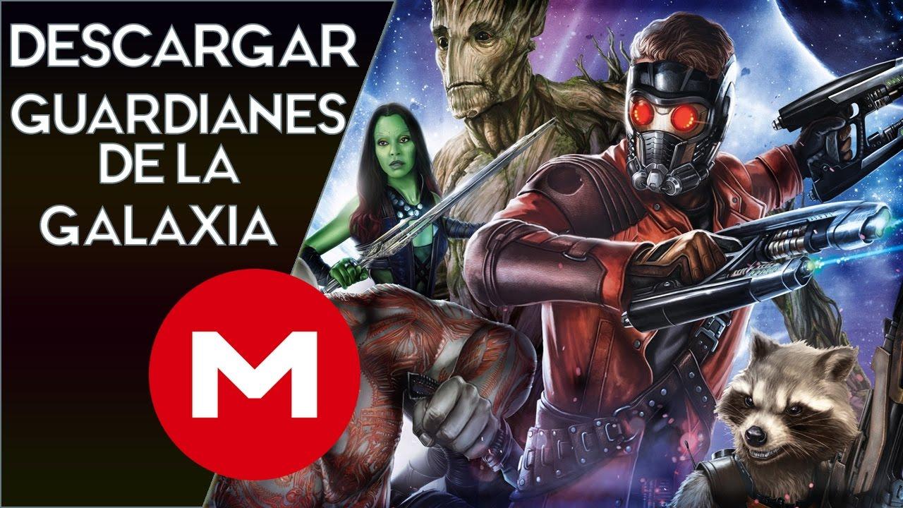 Descargar Guardianes de la Galaxia DVDRip Español