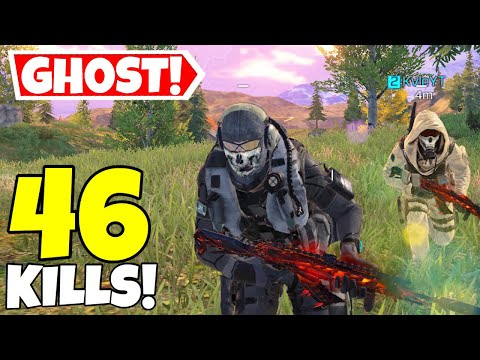 GHOST BROTHERS VS LEGENDARY SQUADS IN CALL OF DUTY MOBILE BATTLE ROYALE!