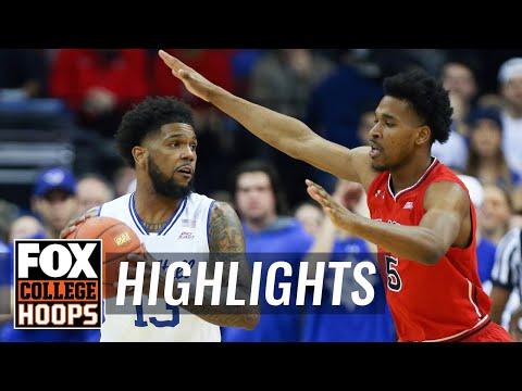 Seton Hall vs St. John's | FOX COLLEGE HOOPS HIGHLIGHTS