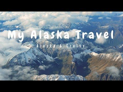 My Alaska Travel with Princess Cruise   Fujifilm X-T2   Timelapse