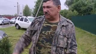 Сегодня у деревни Мураново соседнего Пушкинского района разбился самолёт Су-27