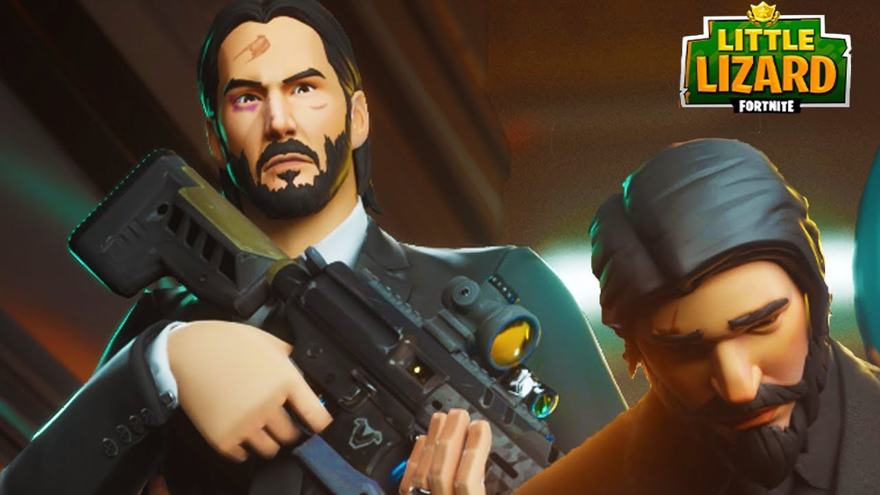 Download THE REAL JOHN WICK IS HERE!!! *NEW SEASON 9* - Fortnite Short Film