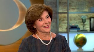 Laura Bush on the influence of first ladies