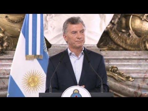 Las nuevas medidas del Gobierno: ¿Por qué Macri no participó de los anuncios?