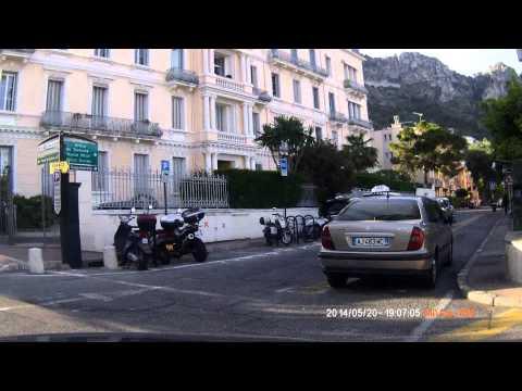 Nasze podróże 9. Nicea - Beaulieu-sur-Mer - Monaco