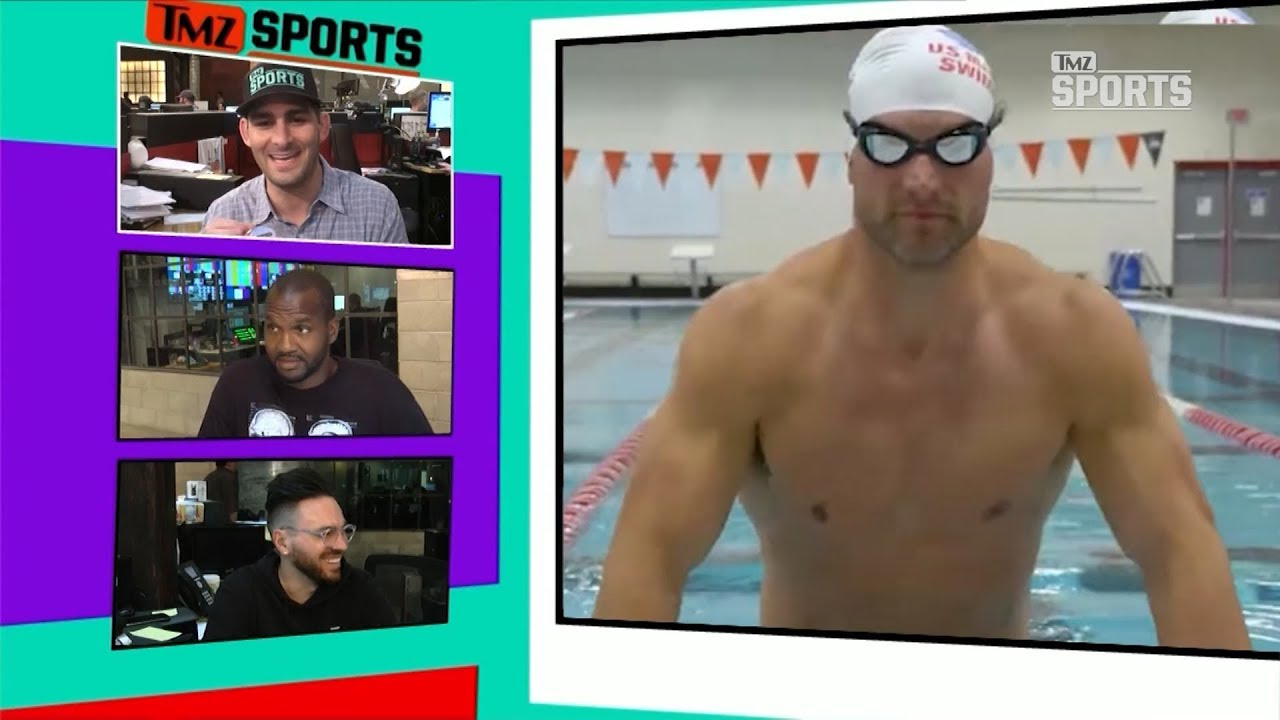 Ex-NFL Fat Guy Joe Thomas Looks Like a Chiseled Greek God | TMZ Sports