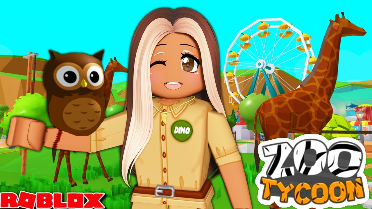 Download 🦁 I BUILT THE BEST ZOO ON ROBLOX 🐒   Roblox Zoo Tycoon