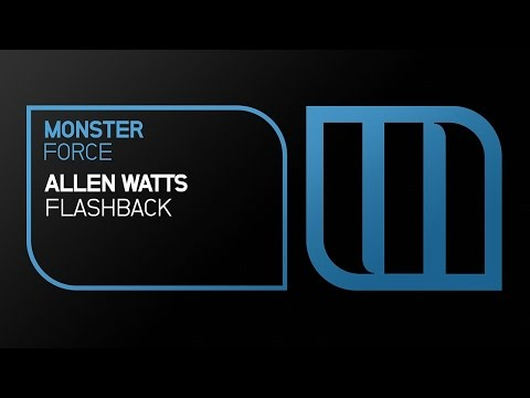 Allen Watts - Flashback [OUT NOW]