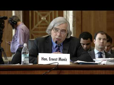 Sen. Flake Questions Secretary of Energy at Senate Hearing