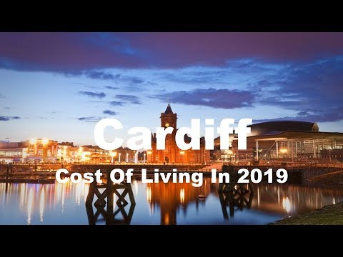 Cost Of Living In Cardiff, United Kingdom  In 2019, Rank 190th In The World
