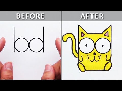 Great Tricks & Doodle Ideas For Kids | DIY Life Hacks & More by Blossom