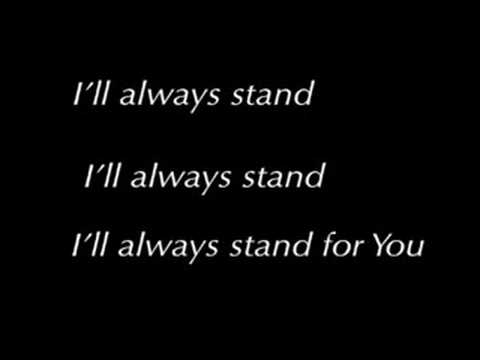 I Stand for You - Tree 63