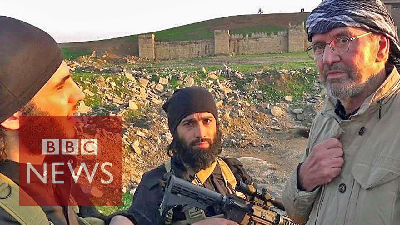 Islamic State: Inside 'brutal' heartland in Mosul