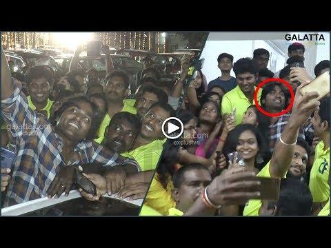 1000 selfie thantha apurva nayagan Makkal selvan Vijay Sethupathi   Chennai Foundation