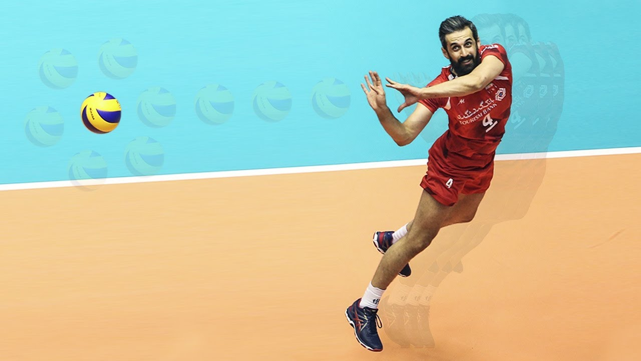 Saeid Marouf ● Magic Set Skills ● Incredible Game ● The BEST Volleyball Setter in the World ᴴᴰ