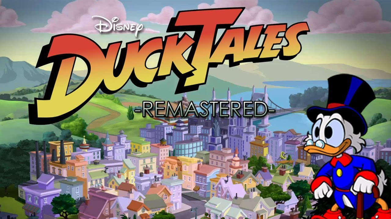 DuckTales: Remastered - Утиные истории на Android (обзор / review)