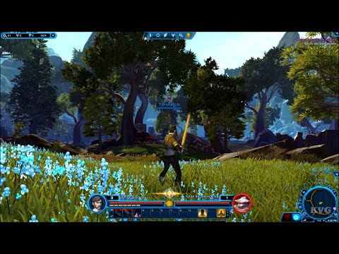 STAR WARS: The Old Republic Gameplay (PC HD) [1080p60FPS]