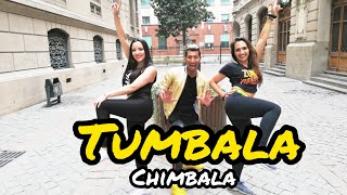 Tumbala - Chimbala/ Choreography /zumba /Carlos safary
