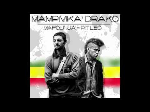 Mampivika Drako_Mafounja 'n' Pit Léo (Siclow Recordz) 2015