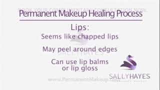 Permanent Makeup Aftercare Thumbnail