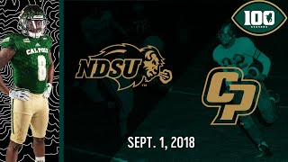 Cal Poly vs. North Dakota State Video Highlights