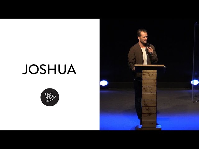 Joshua 2 -- Faithful in All He Has Said (11/04/2018)