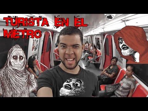Aventura en el Metro de Caracas