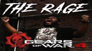 I RAGED! Random Gears of War 4 Moments | 4K 60fps #DominateTheGame
