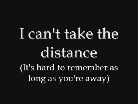 Evan and Jaron - The Distance Lyrics