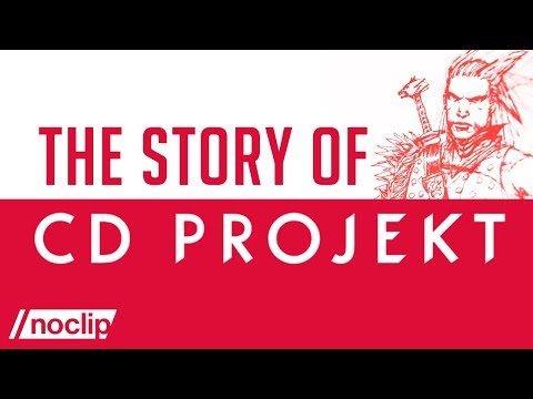 The Story of CD Projekt - Witcher...