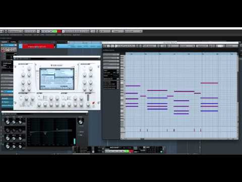 TSFH - Rebirth piano chords