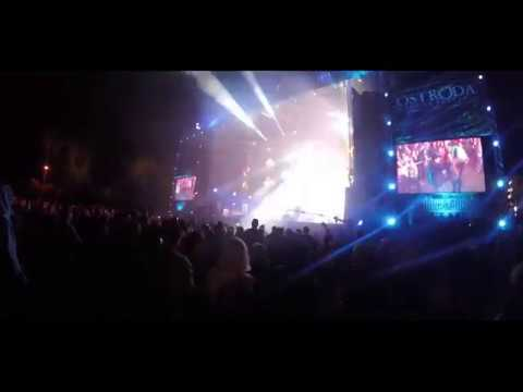 Ostróda Reggae Festival 2017 - Dreadzone  GB 