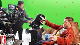 Venom 2 Behind The Scenes