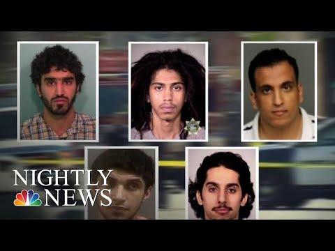 Five Saudi Arabian Students Facing U.S. Jail Time Go Missing | NBC Nightly News