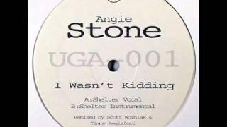 Angie Stone - I Wasn