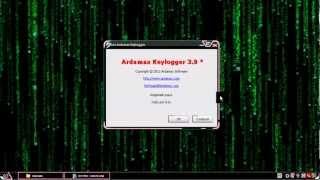 Ardamax Keylogger 3.9 Novo + Serial