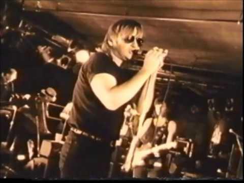 Southside Johnny & The Asbury Jukes, Stone Pony show September 26, 1991