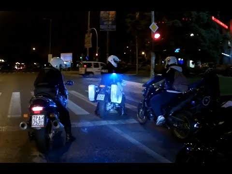 Hayabusa Police Κοντρες Σουζες Και Παρανοια RideOut#6 (NightLight_DNL)