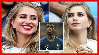 Paul Pogba girlfriend: Maria Salaues to return for France vs Croatia in World Cup final?