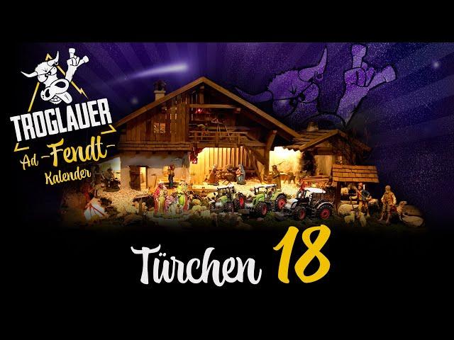 TROGLAUER - Ad-FENDT-Kalender - Türchen 18