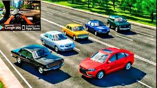 Driving Zone Russia Gameplay android | Pa-Suntok Tv screenshot 3