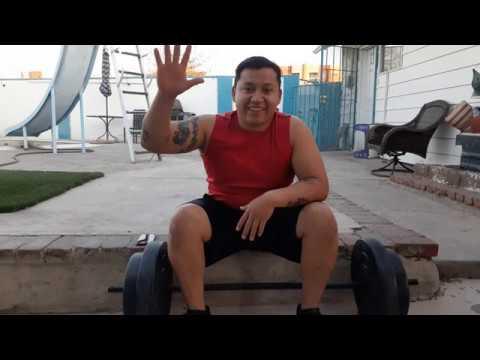 Leg Circuits! 60 RRREEPS   Day #9   Lets Workout