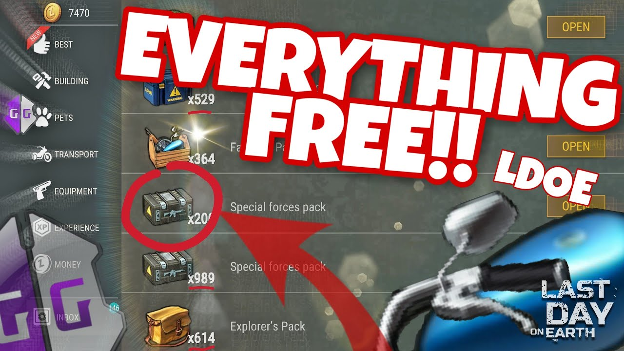 Not Working How To Get Everything For Free Hack Ldoe