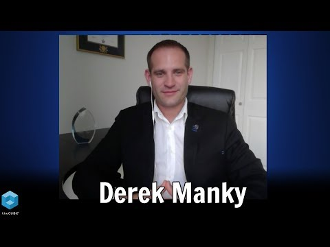 Derek Manky, Fortinet | CUBEConversation, November 2018