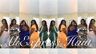 AliExpress spring break ready haul thick / plus size edition 2018